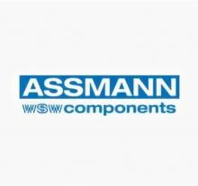 Прямоугольный соединитель Assmann