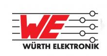 Прямоугольные разъемы - розетки Wurth Elektronik