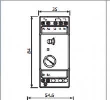 Фотореле модульные с фотоэлементом Finder