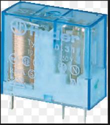 Миниатюрные электромеханические реле Finder