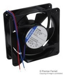 Осевые вентиляторы 119 мм Ebmpapst