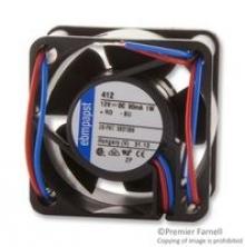 Осевые вентиляторы 40 мм Ebmpapst