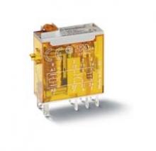 Миниатюрные промышленные электромеханические реле Finder