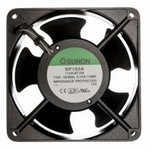 AC Вентиляторы 119.5X38.5MM 115VAC Sunon
