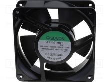 AC Вентиляторы 80X25.5MM 115VAC Sunon