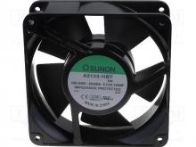 AC Вентиляторы 80X25MM 220-240VAC Sunon