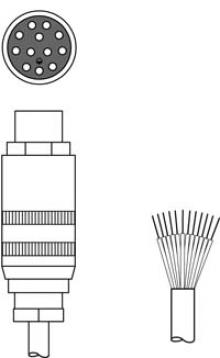 Соединительные кабели Leuze Electronic