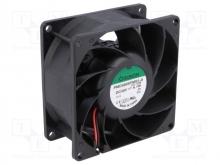 DC Вентиляторы 80X38MM 48VDC Sunon