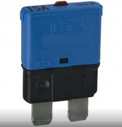 104-PR-8A | E-T-A | Выключатели E-T-A