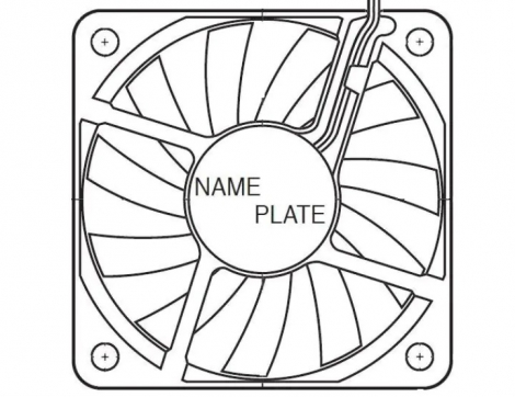 2404KL-04W-B59 | NMB | Вентилятор