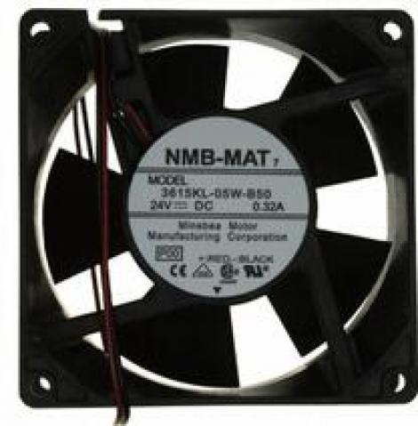 3615KL-05W-B59 Осевой вентилятор DC размером 92мм