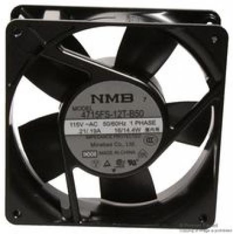 4715KL-05W-B40 | NMB Осевой вентилятор DC размером 119мм