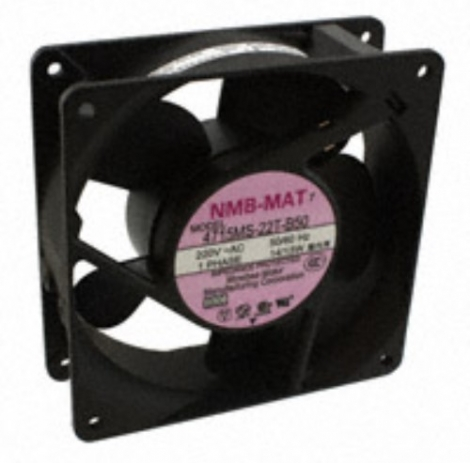 4715MS-22T-B50 Осевой вентилятор AC размер 119мм