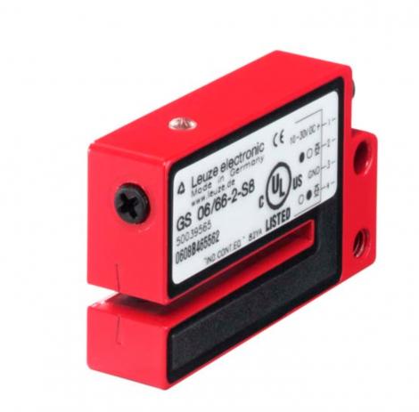 GS 06/66-2 | Leuze Electronic | Раздвоенный фотоэлектрический датчик (арт. 50039567)