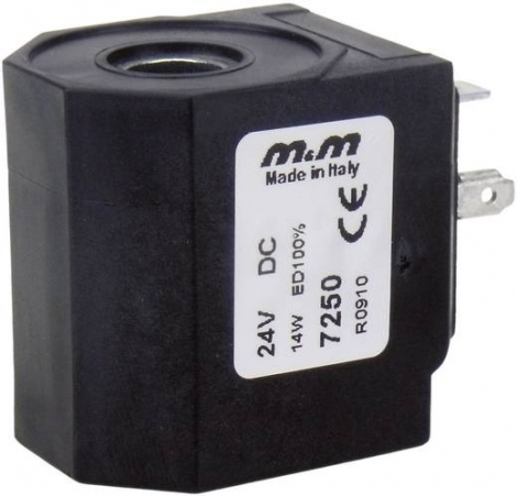 7700 | M&M International | 230 V/AC (max) Катушка