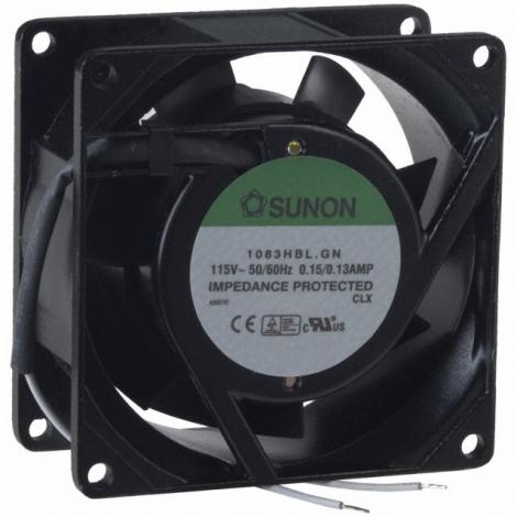 A1123-HBL.GN AC Вентилятор 119.5X38.5MM 115VAC