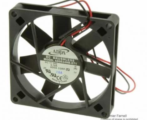 AD0824HB-D71 | ADDA | Осевой вентилятор