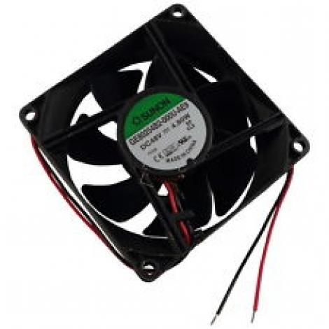 GE80254B3-000U-AE9 DC Вентилятор 80X25MM 48VDC