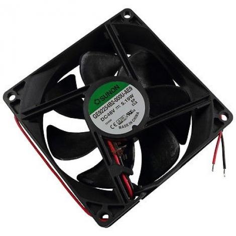 GE92254B3-000U-AE9 DC Вентилятор 92X25MM 48VDC
