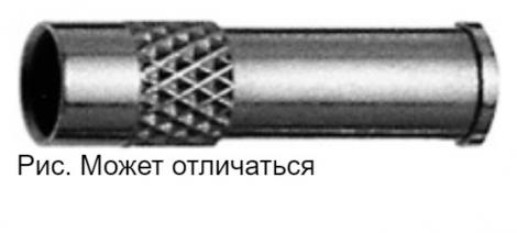 J01341A0051 | Telegartner | MMCX Straight Jack