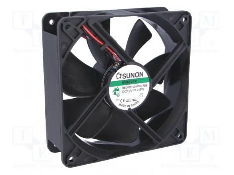 MEC0381V3-000U-A99 DC Вентилятор 120X38MM 12VDC