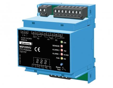 MSF220V/VU | ZIEHL | PTC-Резистор реле (арт. T221738)