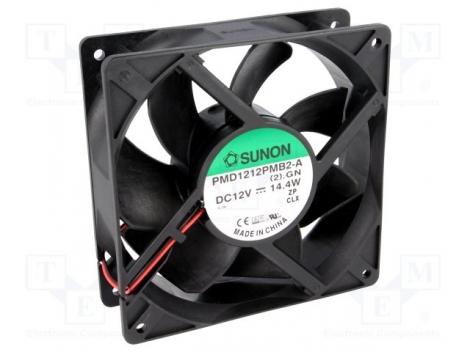 PMD1212PMB2-A.(2).GN DC Вентилятор 120X38MM 12VDC