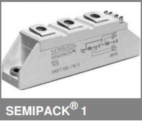 SKKT92/12E | Semikron| Тиристорный модуль SKKT