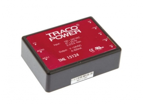 TML 15124 | TRACO Power | Блок питания AC/DC