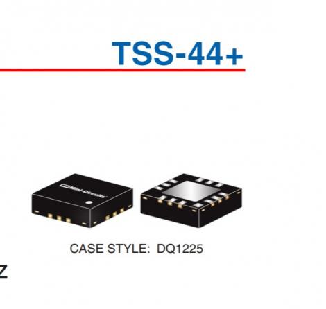 TSS-44+ | Mini Circuits | Монолитный усилитель
