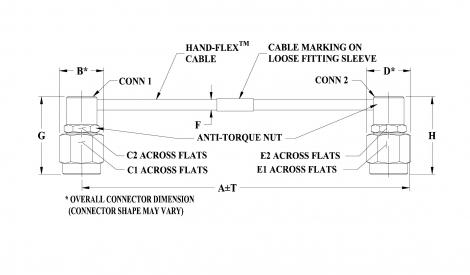 086-3SMR+ Коаксиальный кабель