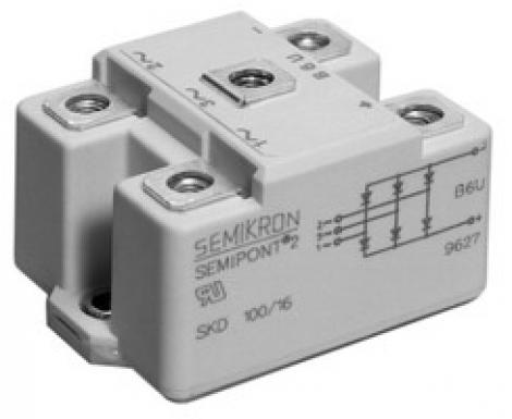 SKD210/12 | Semikron | Тиристорный модуль