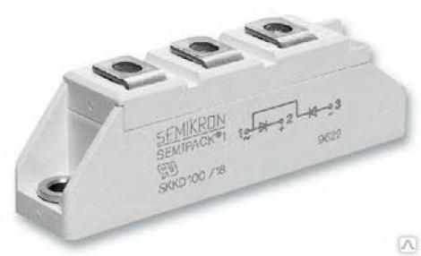 SKKH57/16E | Semikron | Тиристорный модуль