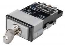 03-691.011 Выключатель с блокировкой 24 x 48 mm EAO