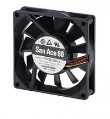 109P0812C601 Вентилятор 80X20MM