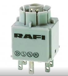 1.20122.0010000 | RAFI | Контактный блок RAFI