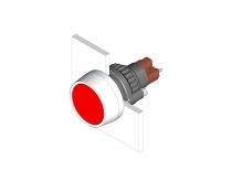 14-040.005 Кнопка индикатор 22.5 - 30.5 mm  EAO