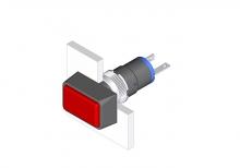 18-042.0054L Индикатор 8 mm  EAO