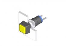 18-052.0054L Индикатор 8 mm  EAO