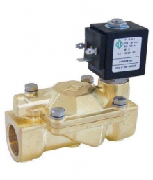 21W3ZB190 Электромагнитный клапан 2/2 с контрольным управлением