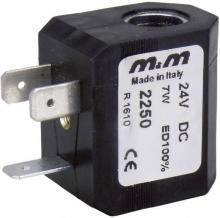 2200 | M&M International | 24 V / AC (макс.) Катушка
