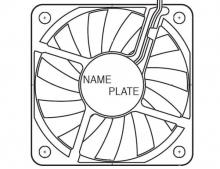 2404KL-04W-B59 | NMB | Вентилятор 60x10mm