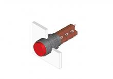 31-273.0252 Кнопка с подсветкой 16 mm  EAO
