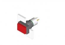 31-426.036 Кнопка с подсветкой 16 mm  EAO
