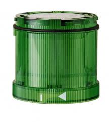 644.280.55 | WERMA Маяк 24VDC Зеленый