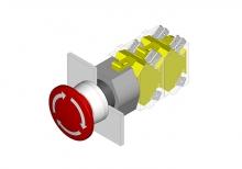 704.075.3 Выключатель 22.5 - 30.5 mm  EAO