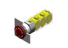 704.075.310 Выключатель 22.5 - 30.5 mm  EAO