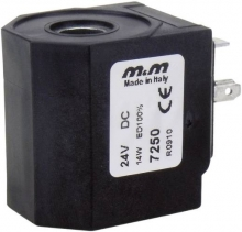7200 24 V / AC (макс.) Катушка