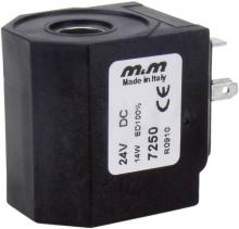 7250 | M & M International | 24 V / DC Катушка