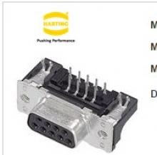09670094704 DSUB розетка 9 кабельная